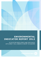 Environmental Indicator Report 2012 EEA