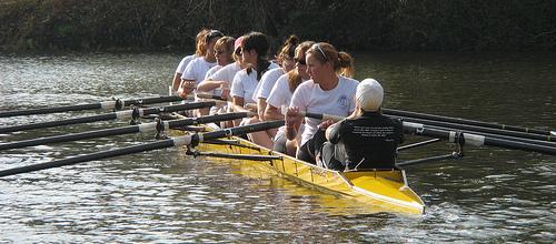 equipaggio 8 con