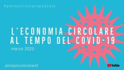 economia circolare al tempo del coronavirus